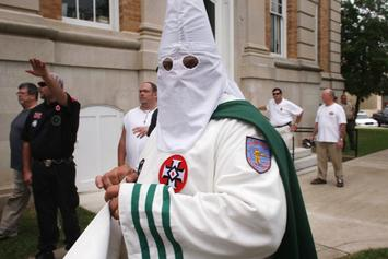 Black Homebuyer Finds KKK Application In Cop's Home He Was About To Buy