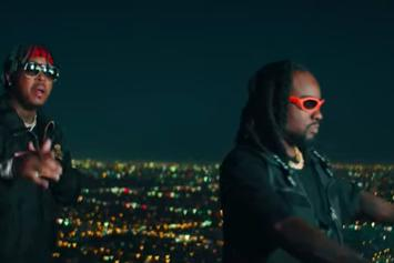 "Wale & Jeremih Do Pool Parties & Late Night Meetups In ""On Chill"" Video"