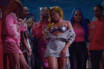 "Yung Baby Tate Joined By Asian Da Brat & Queen Key In ""Mean Girl"" Music Video"