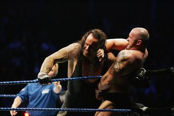 WWE Reveals Undertaker's Return To SmackDown Live