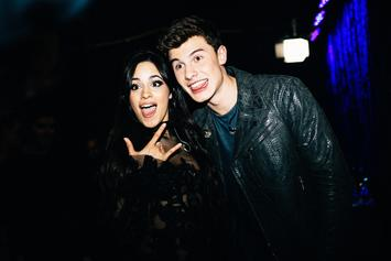 Camila Cabello & Shawn Mendes Continue Their PDA Moments In Montreal