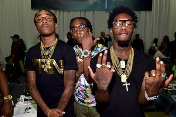 """Offset Reminds The Forgetful That Migos Are """"BEST GROUP ALIVE"""""""
