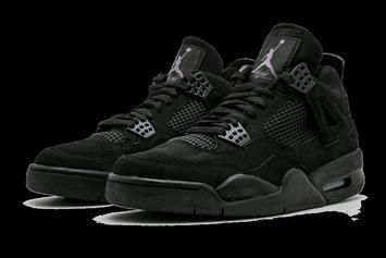 "Air Jordan 4 ""Black Cat"" Returning To Retailers: Release Date Announced"