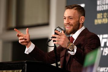 Conor McGregor Admits Wrongdoing In Bar Incident, Says He'll Fight This Year