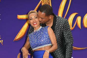 Will Smith Is Still Jada Smith's Favourite Form Of Transportation