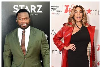50 Cent Throws More Shade At Wendy Williams On Instagram