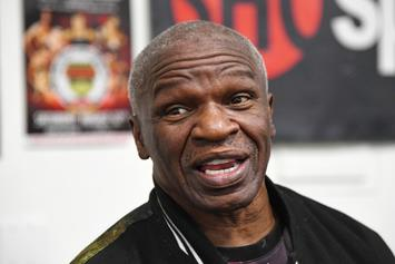 "Floyd Mayweather Sr. Says He Could ""Beat The Shit Out Of"" Conor McGregor"