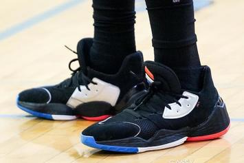 James Harden's Adidas Harden Vol. 4 Revealed In Detail: New Images