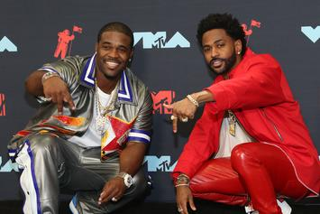 "Big Sean & A$AP Ferg Rock The MTV VMA Stage With ""BEZERK"" Performance"