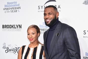 LeBron James Posts Heartfelt Tribute To His Wife On Her Birthday