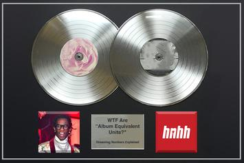 """WTF Are """"Album Equivalent Units?"""" Streaming Numbers Explained"""