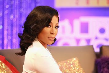 K. Michelle Reportedly Owes Over $16K Back In Taxes