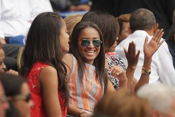 Sasha Obama Enrolled To Attend The University Of Michigan This Fall
