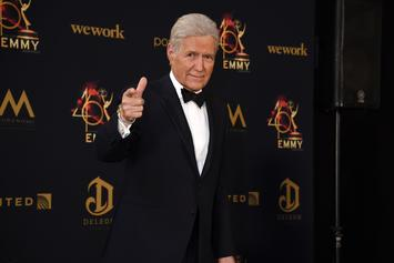"Alex Trebek Is Back To Hosting ""Jeopardy!"" After Completion Of Chemotherapy"