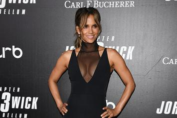 """Halle Berry's DMX Challenge Revisits Iconic Looks From """"Catwoman"""" & """"X-Men"""""""