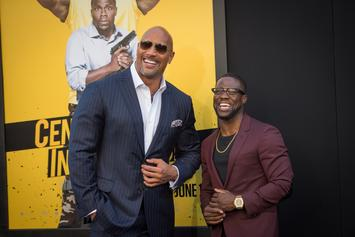 Dwayne Johnson, Bryan Cranston & More Offer Support To Kevin Hart