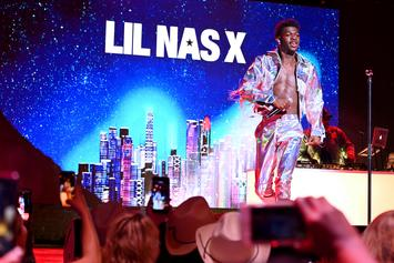 Lil Nas X Has Only Completed 2% Of His Debut Album