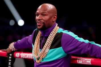 Floyd Mayweather's Ex-GF Claims She Recorded His Calls Out Of Safety Concerns: Report