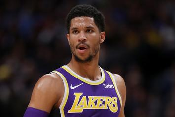 Josh Hart Shades Lakers Like A Scorned Ex During Podcast With Lonzo Ball