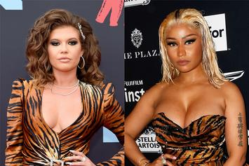 Chanel West Coast Shades Nicki Minaj Hard For Young Money Management Snafu
