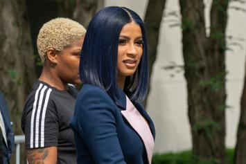 Cardi B Requested To Hand Over Private Text Messages In $1M Blogger Case