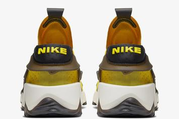 """Nike Adapt Huarache """"Opti Yellow"""" Official Photos Unveiled: Release Details"""