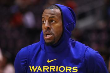 Andre Iguodala Reportedly Struggling To Be Bought Out By Grizzlies