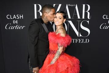 YG Showcases His Love For Kehlani With Yet Another Loved-Up Image