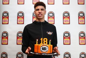 LaMelo Ball Shows Off Impressive Moves During NBL Preseason: Watch