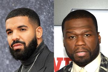 "Drake Rumored To Be A Producer On 50 Cent's ""Black Mafia Family"" Series"