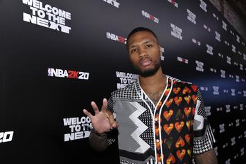"Damian Lillard Sends Shots At Marvin Bagley In New Freestyle ""End Of Summer"""