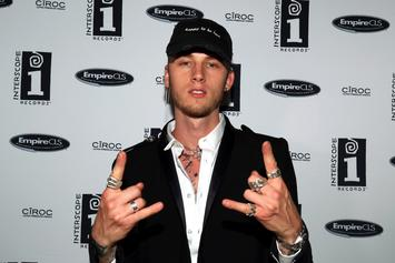 Machine Gun Kelly Giving Fans Opportunity To Design His New Logo
