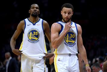 Steph Curry Responds To Kevin Durant's Comments About Being Accepted