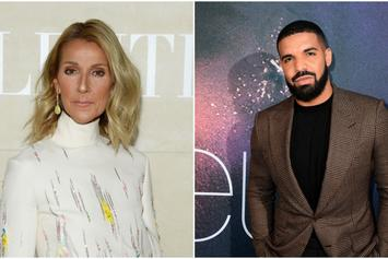 Celine Dion Begs Drake To Not Get Her Face Tattoo; Invites Him Over For Dinner