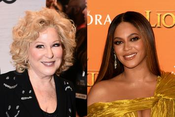 "Beyonce Fans Drag Bette Midler After She Says Beyhive Should ""Defeat"" Trump"