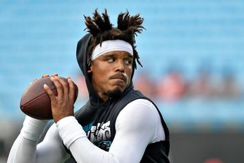 Cam Newton Officially Ruled Out For Panthers On Sunday, Fans React