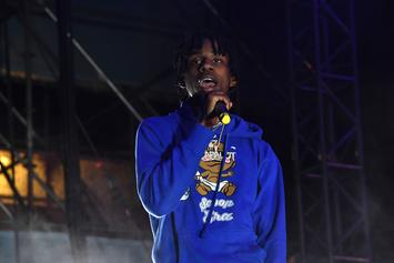 Polo G Jumps Into A Brawl At His Dallas Concert
