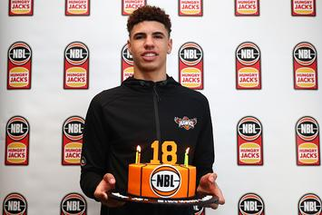 LaMelo Ball Projected As Top 3 Pick In Updated 2020 NBA Mock Draft