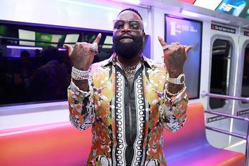 Rick Ross x Dwyane Wade Sneaker Collab In The Works: First Look