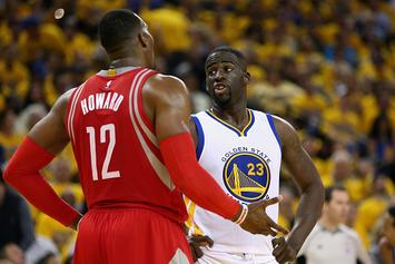 Dwight Howard Recalls Hating On Draymond Green: 'This Dude Is Ass'