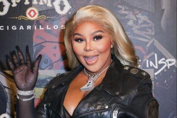 "Lil Kim To Receive The ""I Am Hip Hop Award"" At The BET Hip Hop Award Ceremony"