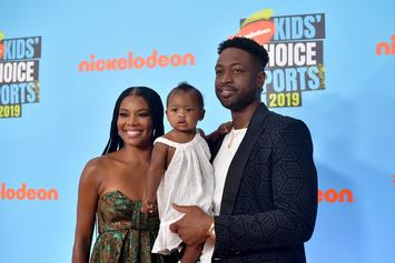 """Gabrielle Union Shares Photos Of Daughter, Kaavia James, In """"Bring It On""""-Inspired Outfit"""