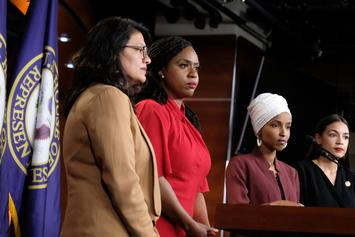 "CNN Praises Five White Women As Impeachment Leaders To The Neglect Of ""The Squad"" That Preceded Them"