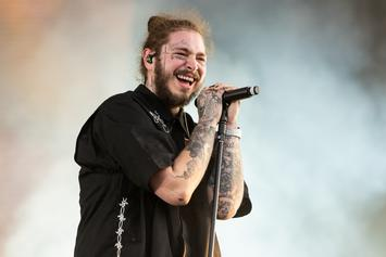 "Post Malone Logs Third Week At No. 1 With ""Hollywood's Bleeding"""