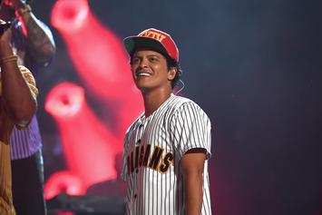 Bruno Mars Sued For $1 Million By Promotion Company Who Allege He Bailed On Show
