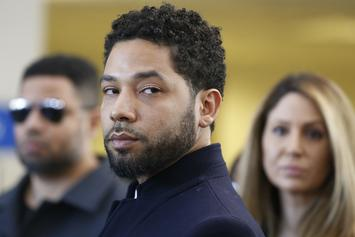 Jussie Smollett Still Insists He's The Victim Of Alleged Attack