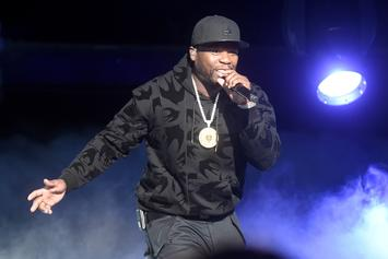 50 Cent Is Ridiculously Buff After Gaining 15 Pounds For TV Role
