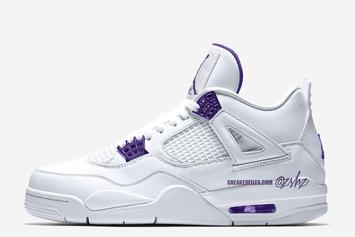 """Air Jordan 4 """"Court Purple"""" Releasing Next Year: What To Expect"""