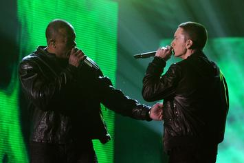 "Eminem & Dr. Dre Have ""Amazing"" New Music On The Way, Confirms Big Boy"