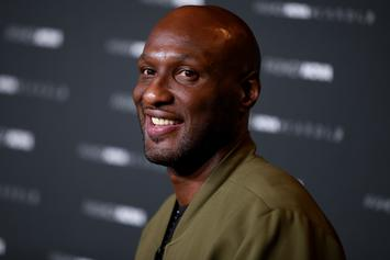 Lamar Odom & Girlfriend Sabrina Parr Explain Premise Of Upcoming Reality Show